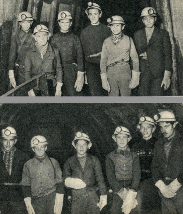 Art 1456 : De nouveaux galibots en 1959