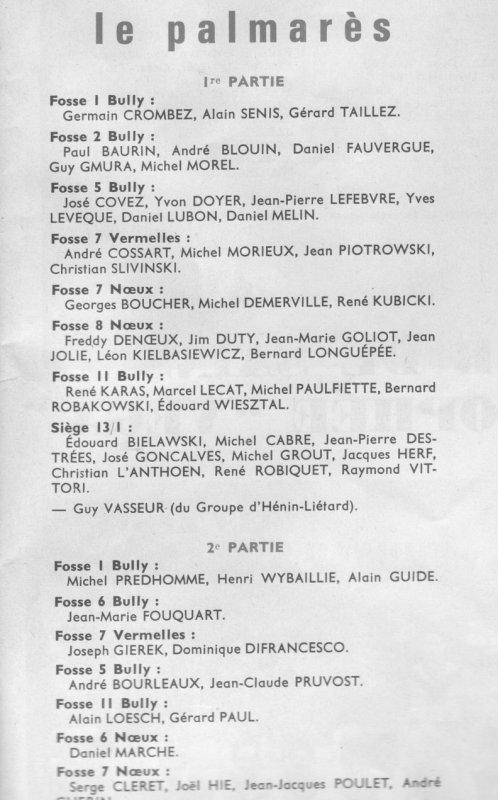 Art 1474 : CAP en juillet 1965