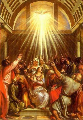 Art 1486 : Pentecôte, solennité