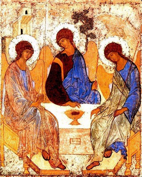 Art 1488 : Sainte Trinité, solennité et fête des Pères