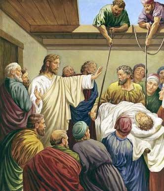 Art 1515 : La guérison du paralysé