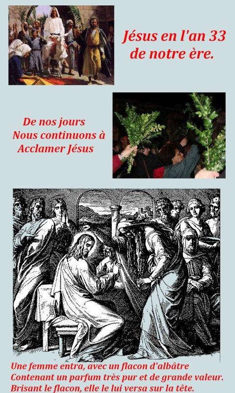 Art 1539 : Dimanche des Rameaux
