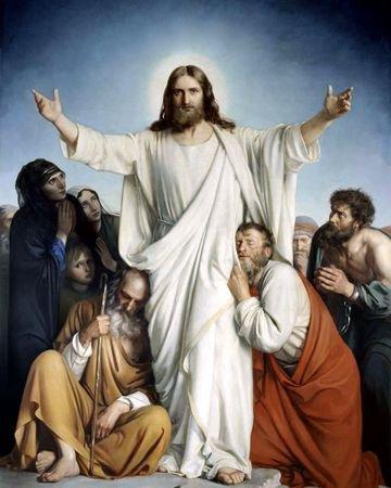 Art 1545 : La Résurection de jésus