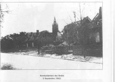Art 1563 : La libération de la cité 2 et des Brebis en 1945