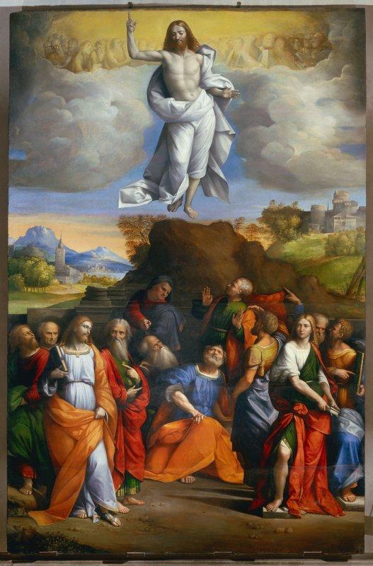 Art 1564 : Ascension du Seigneur, solennité