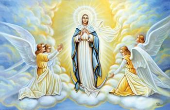 Art 1608 : Solennité de l'Assomption de la Vierge Marie, patronne principale de la France