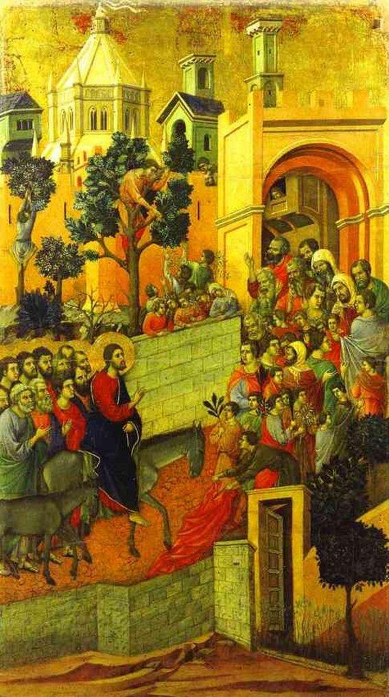 Art 1621 : Dimanche des Rameaux