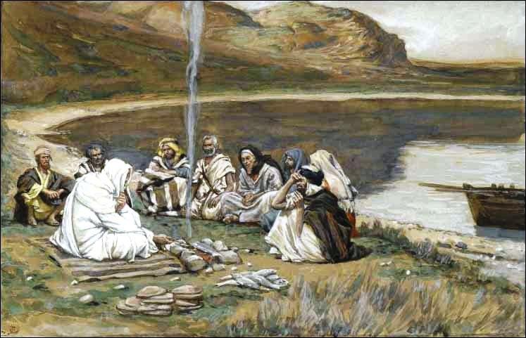 Art 1632 : Troisième dimanche de Pâques