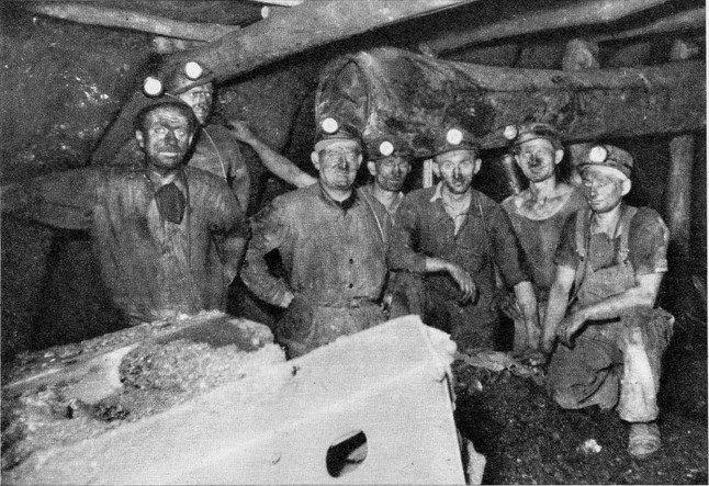 Art 1649 : Nouvelle étape de modernisation à la fosse 7 de Mazingarbe