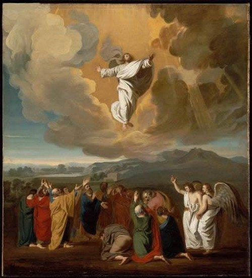 Art 1650 : Ascension du Seigneur, solennité
