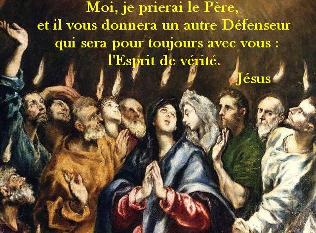 Art 1653 : Solennité de la Pentecôte