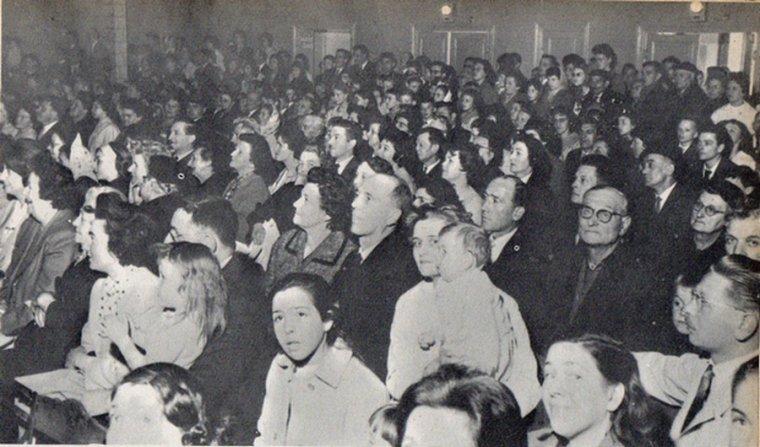 Art 1659 : La fête des Mères le 27 mai 1962 à Bully-les-Mines