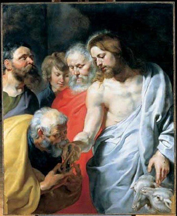 Art 1670 : Douzième dimanche du temps ordinaire :« Qu'il prenne sa croix chaque jour et qu'il me suive »