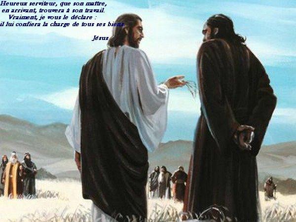 Art 1690 :  « Les intendants du mystère de Dieu »