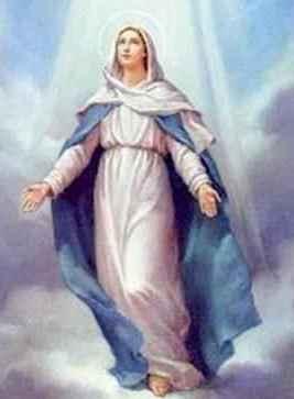 Art 1691 : Solennité de l'Assomption de la Vierge Marie, patronne principale de la France