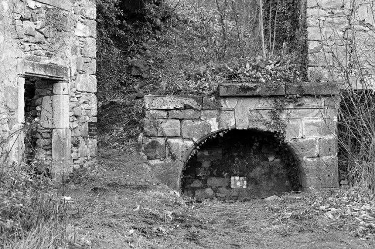Art 1742 : Entrée du puits Simon à Graissessac