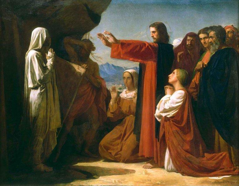 Art 1789 : Cinquième dimanche de Carême