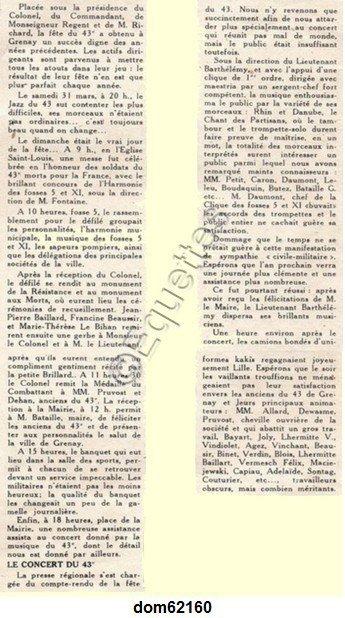 Art 1799 : 8 mai 1951