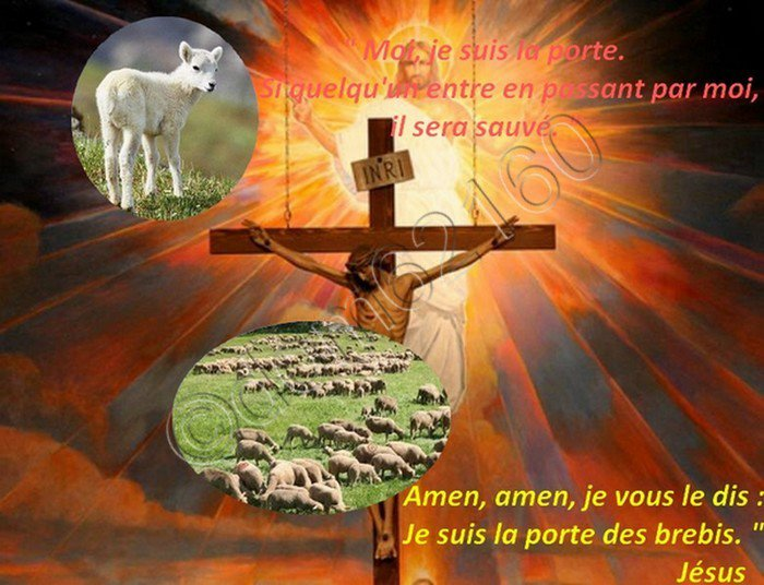 Art 1800 : Quatrième dimanche de Pâques