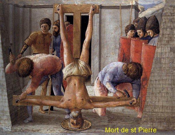 Art 1810 : Saint Pierre et saint Paul, Apôtres, solennité