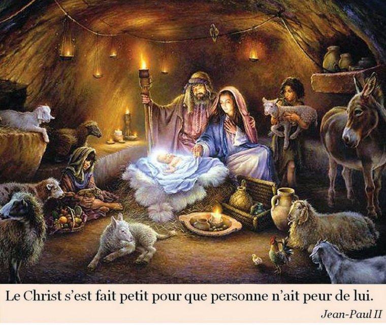 Art 1827 : Solennité de la Nativité du Seigneur