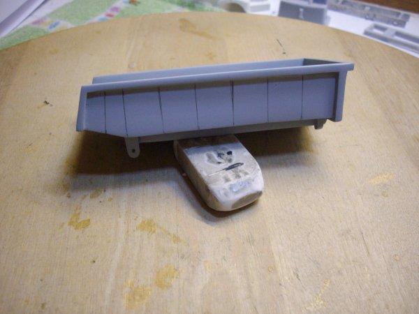 transfo benne enrochement pour GBH 280 6X6