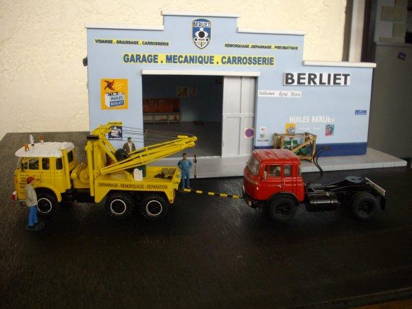 BERLIT TR250 Dépanneuse