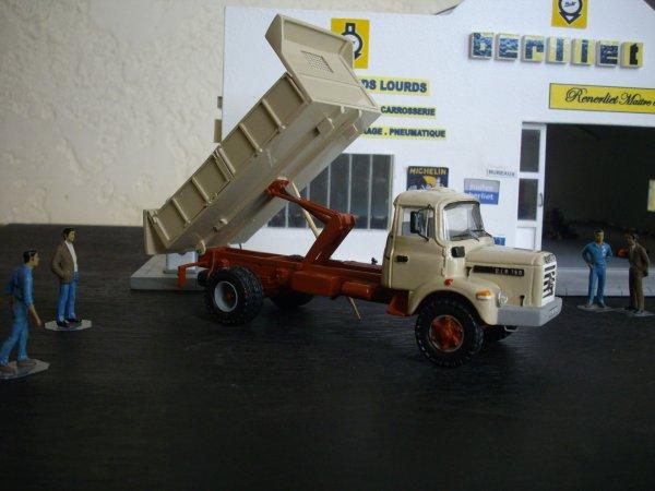 BERLIET GLR160