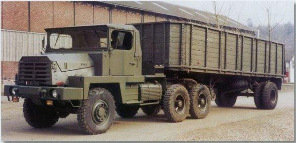 BERLIET TBC8 KT 6X6