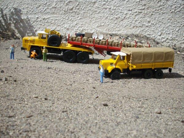 BERLIET GBC8 M3 6X6