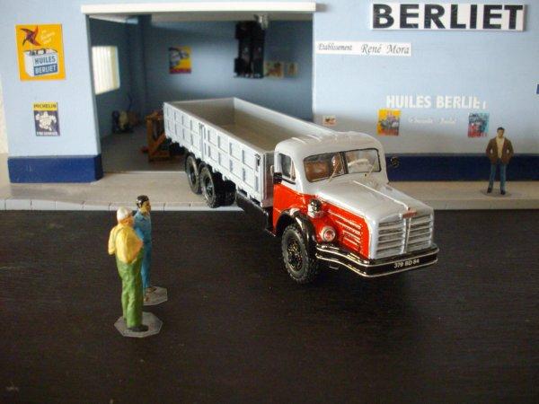 BERLIET GBM 15R 6X2