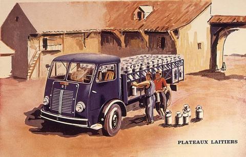 BERLIET GLA 1953