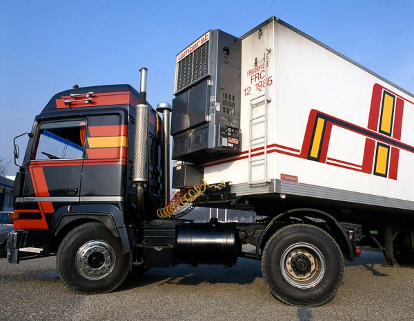 BERLIET TR 350 cabine Centaure