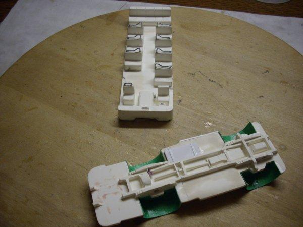 Transfo d'un berliet PLB en PLA  suite