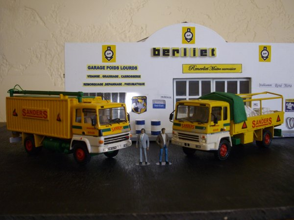BERLIET GR 280  2em génération