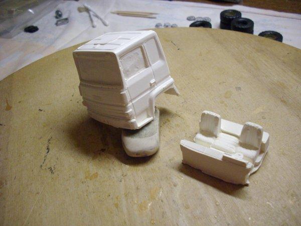 prototype berliet TRH .....