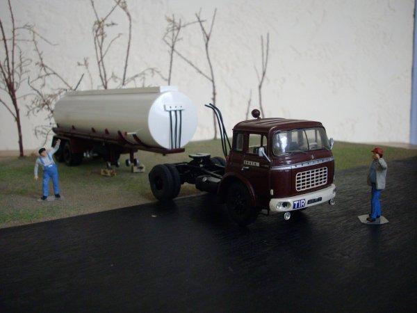 restauration d'un Berliet TRK 10 ONATRA