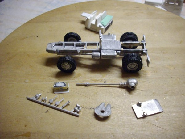montage berliet TLM 10 M2