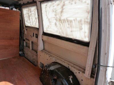renault trafic t1000 d annee 1989