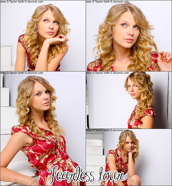 Photoshoots● 2009♪ Fearless Tour