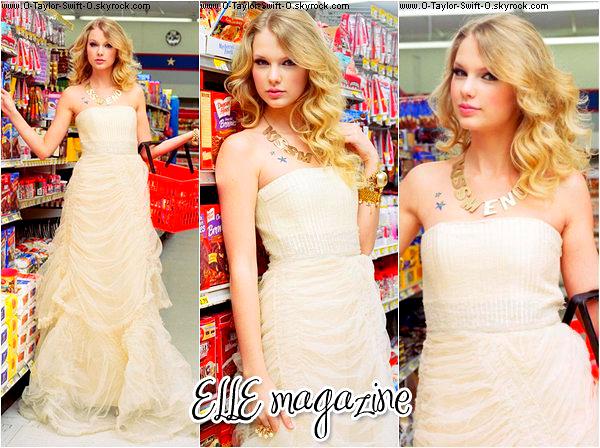 Photoshoots● 2009♪ Elle magazine