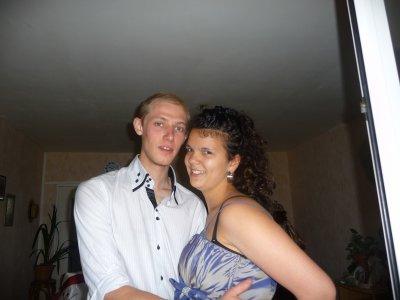 moi et mon ange d'amour