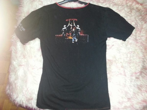 Mon tee shirt Mylene
