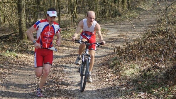 Trail et Vie : Dimanche 11 mars 2012 + Run-Bike Baileux : Samedi 24 mars 2012