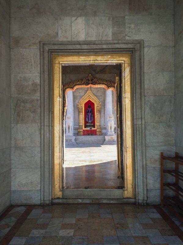 La porte de la porte de la porte
