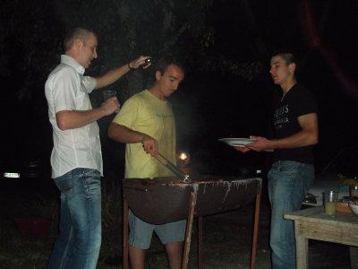 27 août 2011 - Anniversaire de Ptit'Dent à la Violette