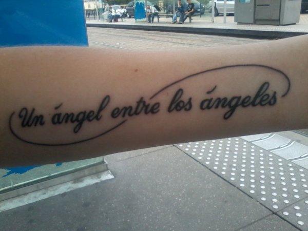 Mon tatoo <3