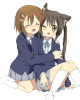 Histoire: Risa et Mio