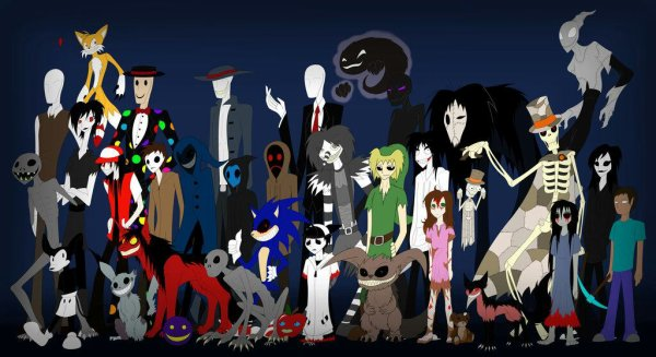 CreepyPasta Commune