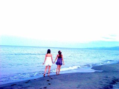 * Promey moi que jamais rien ni P-E-R-S-O-N-N-E ne pourra faire qu'un jour on s'abandonne ♪ ♥ _  * Valentine & Aurélia ; Depuis toujours .  ܤ
